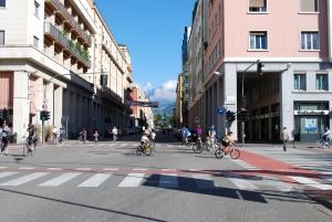 Gli architetti (ri)scoprono la mobilità ciclistica
