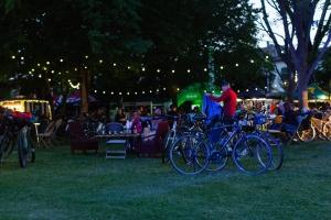 Il raduno dei cicloturisti a Mantova: FIAB guiderà i ciclisti fino al BAM!