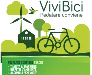 Vivibici, la nuova app che premia chi si muove in bici o a piedi