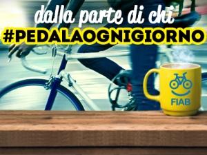Fiab, dalla parte di chi #pedalaognigiorno