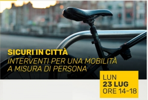 Sicuri in città. Interventi per una mobilità a misura di persona