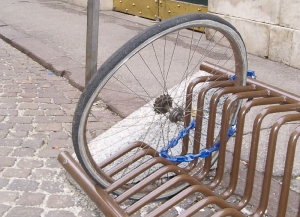 bici rubata