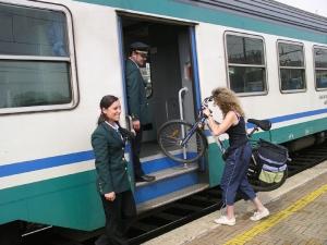 Rinnovata la sezione del sito FIAB dedicata al sistema treno+bici