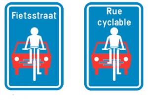 In Belgio arrivano le «strade ciclabili»