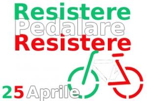 Resistere Pedalare Resistere 2015