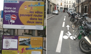 Senso unico eccetto bici: dati vs opinioni