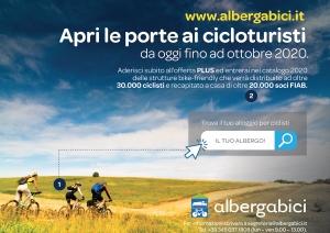 Albergabici 2020: come e perché aderire alla rete che sa accogliere i cicloturisti