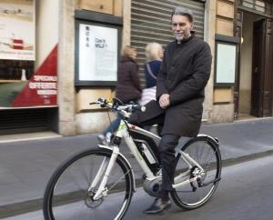 Delrio e la riscoperta della bicicletta