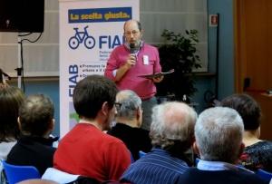 Seminario di Formazione FIAB - febbraio 2016 a Peschiera del Garda