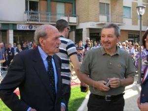 Alfredo Martini, un grande amico della bicicletta