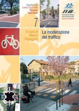 Moderazione del traffico: nuovo quaderno tecnico della Fiab