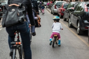 """Riforma Codice della Strada: strade scolastiche e doppio senso ciclabile. FIAB: """"Grandi passi avanti"""""""