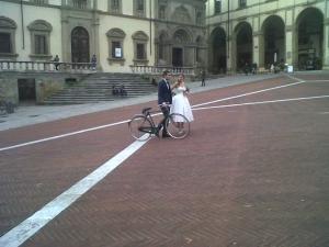 Successo, con sposi, per la 2° edizione del salone del cicloturismo