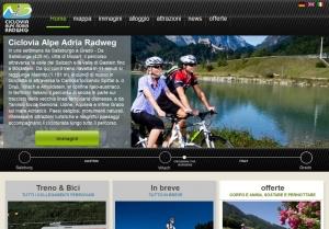 La Ciclovia Alpe Adria Radweg è la ciclabile dell'anno