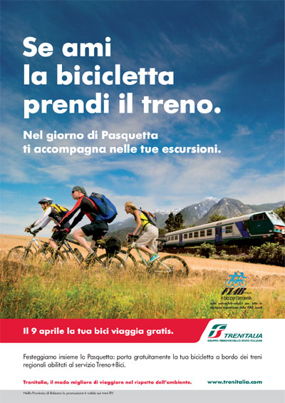 locandina pasquetta in bicicletta